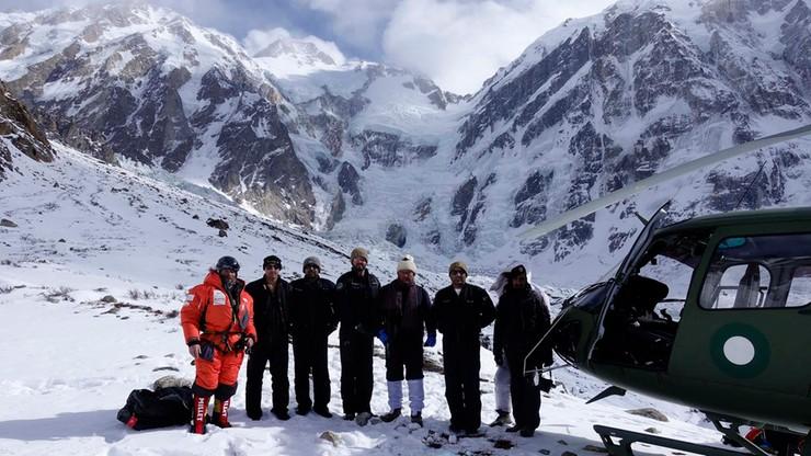 Wyprawa na K2. Wielicki: Bielecki wygląda dobrze, działamy w ścianie