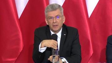 Karczewski zaproponował, że zgłosi poprawki opozycji do budżetu