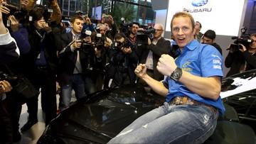 Rajdowe MŚ: Solberg planuje wrócić na trasy za dwa lata