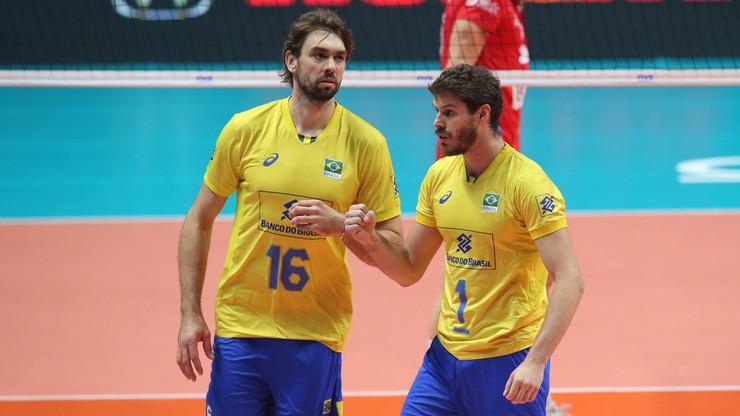Brazylia podała skład na turniej Final Six Ligi Narodów siatkarzy