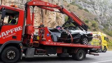 W Hiszpanii wypadek z udziałem polskiego kierowcy. Zginęło pięć osób, w tym troje dzieci