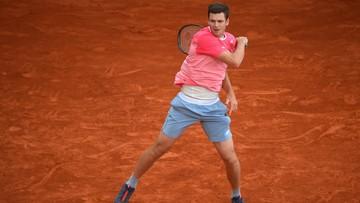Turniej ATP w Halle: Porażka Hurkacza w finale debla