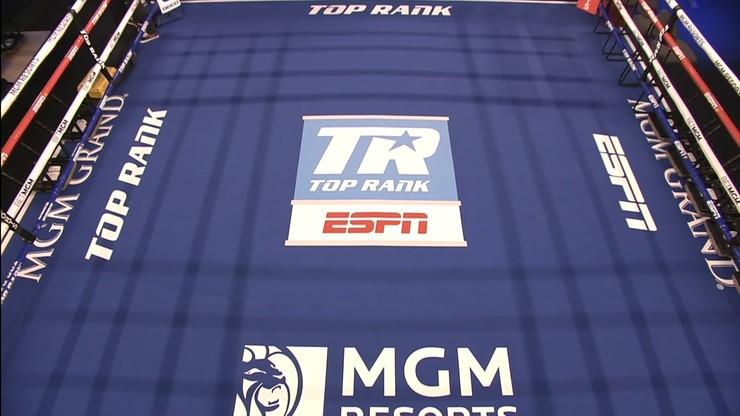 Dziś na ringu w Las Vegas: Noc talentów