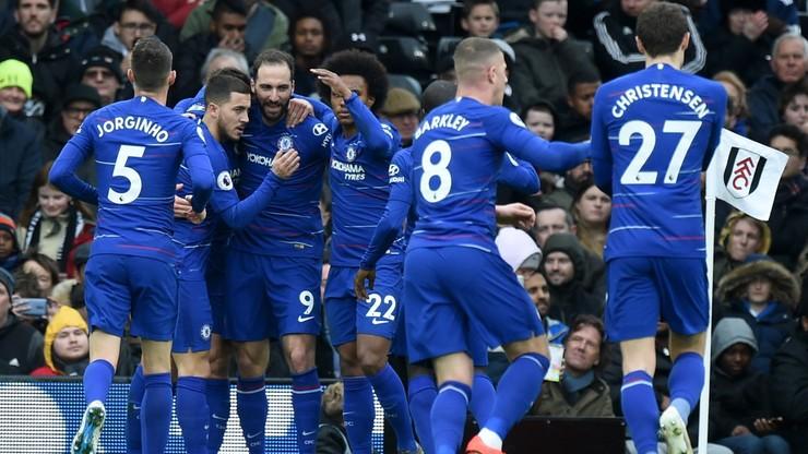 Chelsea wygrała drugie derby Londynu z rzędu!