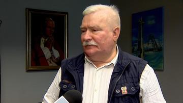 """""""Jako katolik jestem zawsze gotowy do pojednania"""" - Wałęsa o uścisku dłoni z Andrzejem Dudą"""