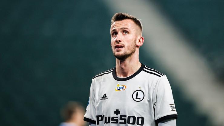 Legia Warszawa rozbiła rywala w pierwszym sparingu w ZEA