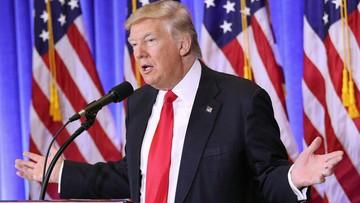 Trump chce szybko zbudować mur na granicy z Meksykiem