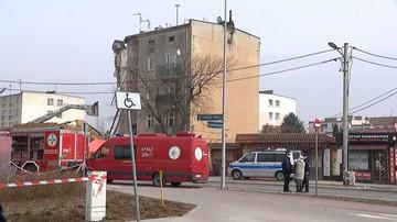 Wybuch w kamienicy w Poznaniu. Nieoficjalnie: zabójca chciał prawdopodobnie popełnić samobójstwo