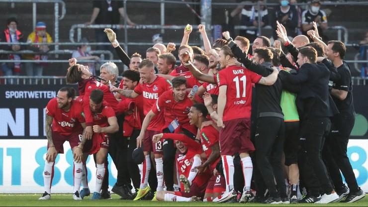 Bundesliga: 1.FC Koeln pozostaje w elicie