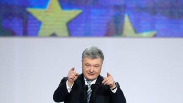 Poroszenko ogłosił, że w ciągu pięciu lat Ukraina otrzyma decyzję o członkostwie w NATO