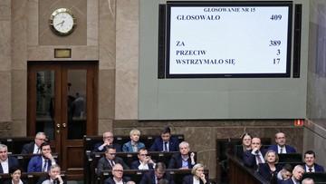"""""""Nie będzie podwyżki cen prądu dla nikogo i nikt nie straci"""". Sejm przyjął ustawę"""