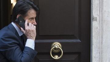 Desygnowany na premiera Włoch rezygnuje. Prezydent ogłosi, czy rozpisze wybory