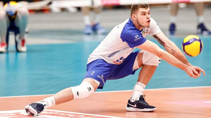 Bartosz Kwolek zmienił pozycję na boisku! Mistrz świata w zaskakującej roli w meczu z ZAKSĄ