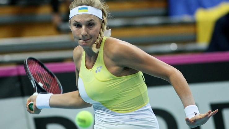 Dajana Jastremska zawieszona za doping
