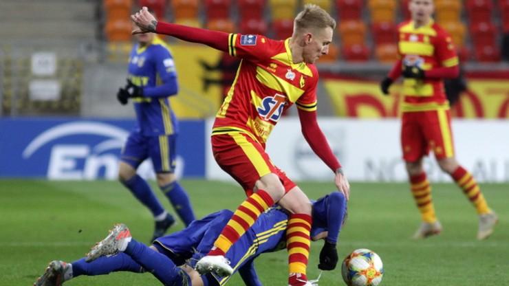 PKO Ekstraklasa: Jagiellonia wygrała z Arką
