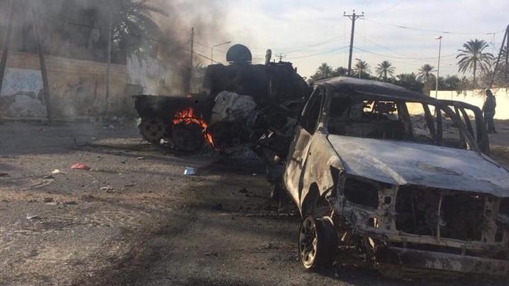 Co najmniej 20 ofiar walk między bojówkami na lotnisku w stolicy Libii
