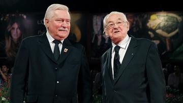 """""""Niedługo się spotkamy, spakowany jestem już"""" - powiedział Lech Wałęsa po śmierci Wajdy"""