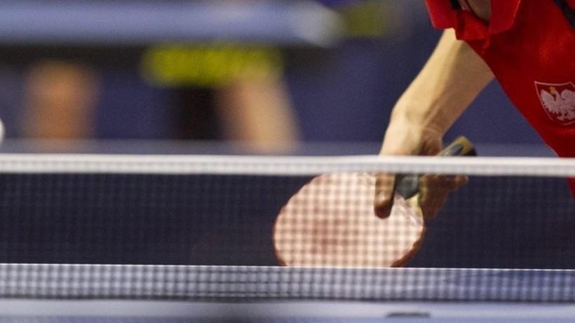 MEJ w tenisie stołowym: Złoty medal polskiego debla