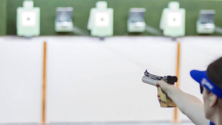 ME w strzelectwie: Złoty medal Breś w pistolecie pneumatycznym