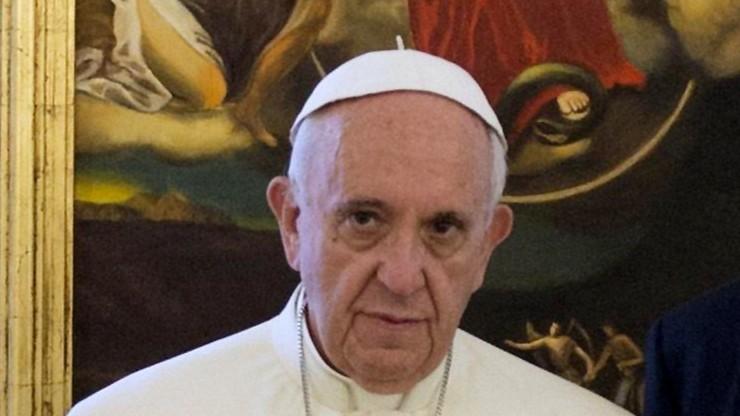 Papież: skandale pedofilskie w Kościele w USA podważyły jego wiarygodność