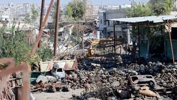 ONZ o Syrii: przemoc spada. USA i Rosja monitorują rozejm