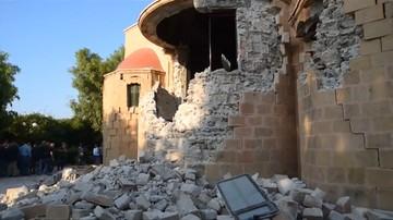 """Polak przeżył trzęsienie ziemi na wyspie Kos. """"Wstrząsy trwały do rana"""""""
