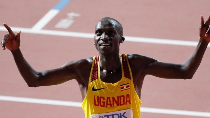 Cheptegei zadebiutuje w Gdyni w półmaratonie