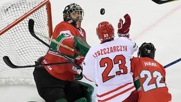 Alan Łyszczarczyk nie rezygnuje z marzenia o grze w lidze NHL!