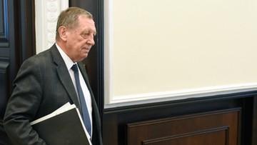 """""""Działa na szkodę obywateli i środowiska"""" - autorzy wniosku o wotum nieufności o szefie MŚ"""