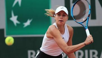 Roland Garros: Linette odpadła w półfinale debla (WIDEO)