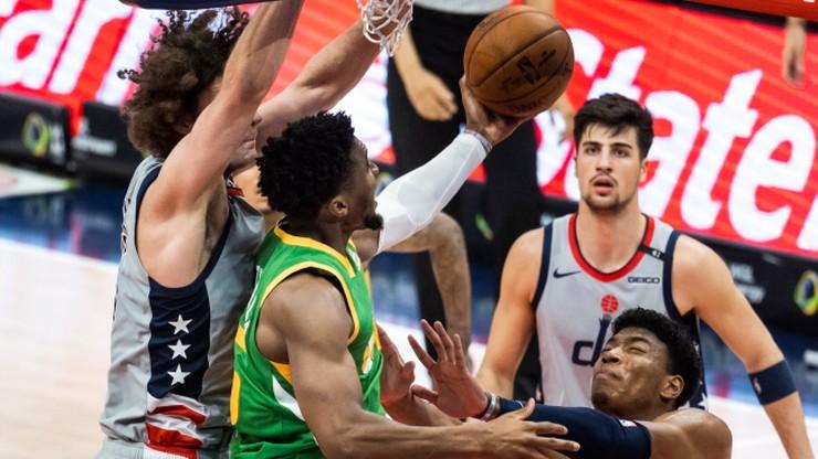 NBA: Niespodziewane porażki Jazz i Suns