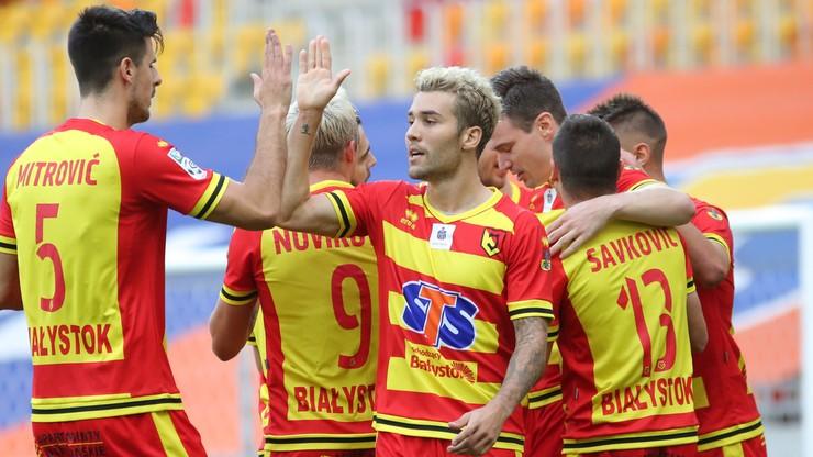 20-latek został nowym graczem Jagiellonii Białystok