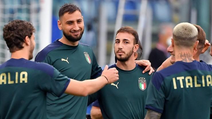 Euro 2020: Gaetano Castrovilli za kontuzjowanego Lorenzo Pellegriniego w reprezentacji Włoch
