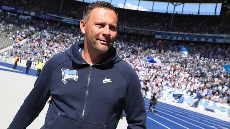 Hertha Berlin ma nowego trenera. Działacze postawili na Węgra