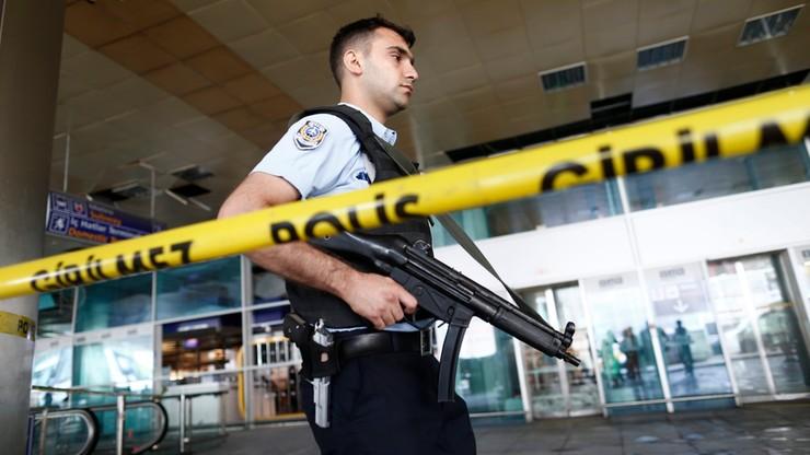Szukają organizatorów zamachów w Turcji. Już 13 podejrzanych