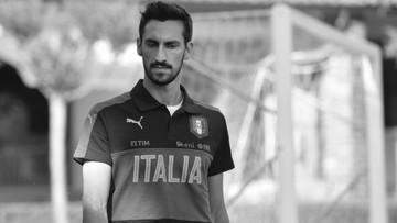 Fiorentina nie potwierdziła informacji o przedłużeniu kontraktu zmarłego kapitana Davide Astoriego