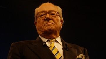 Jean-Marie Le Pen chce konkurować w wyborach z partią swej córki