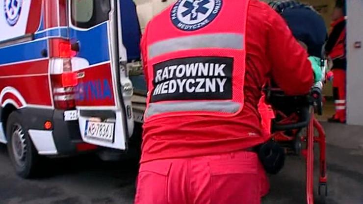 Ratownicy medyczni w izbach wytrzeźwień? RPO pisze do ministerstwa zdrowia