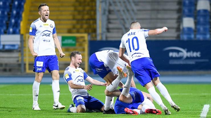 Fortuna 1 Liga: Końcowa tabela sezonu 2019/20