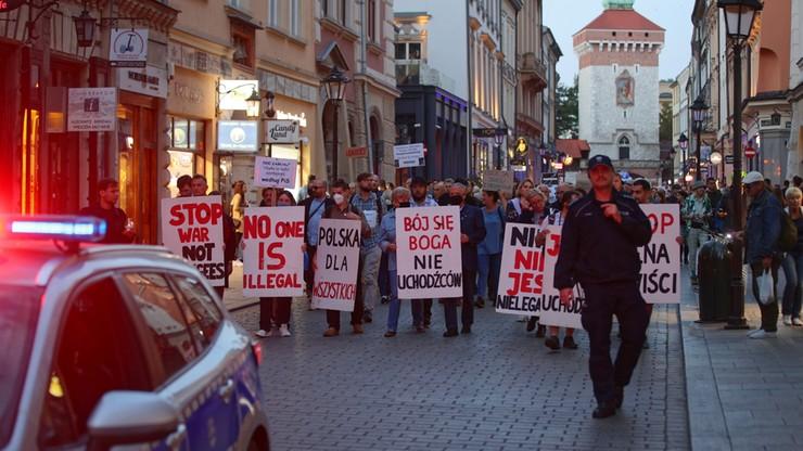 Dzieci z Michałowa. Manifestacje w polskich miastach