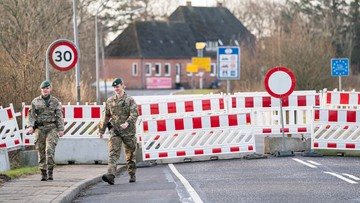 Niemcy zamknęły południowe granice. Tysiące ludzi zawróconych