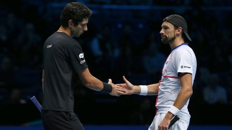 ATP w Miami: Kubot i Melo odpadli w I rundzie debla po pasjonującej walce