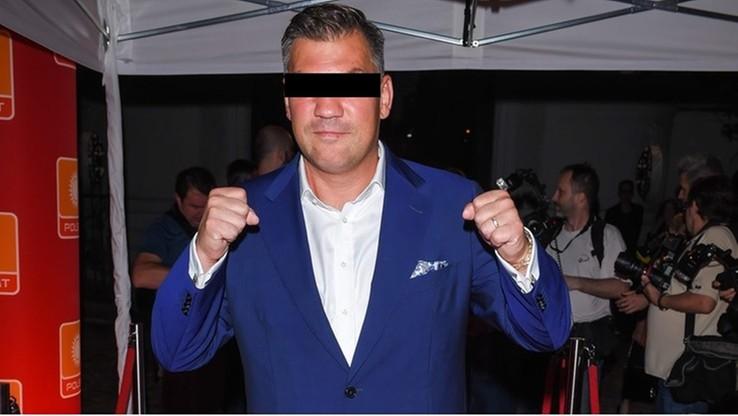 Były bokser oskarżony o znieważenia i naruszenia nietykalności żony
