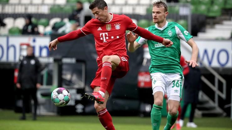 Lewandowski drugim najlepszym strzelcem w historii Bundesligi