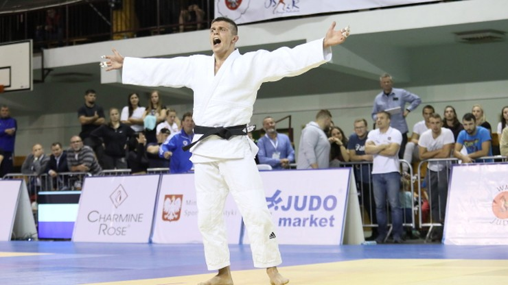 Trener reprezentacji o mistrzostwach Polski w judo: Turniej niespodzianek