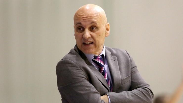 Omanić nowym trenerem ENEA AZS Poznań
