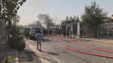 Wybuch w stolicy Afganistanu. Atak wymierzony w wiceprezydenta