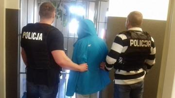 Podejrzany o usiłowanie zgwałcenia studentki z Łodzi miał wcześniej zaatakować inną kobietę