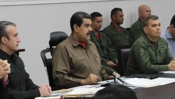Prezydent Maduro oskarża agencje, m.in. Reutersa, o negatywną kampanię przeciwko Wenezueli