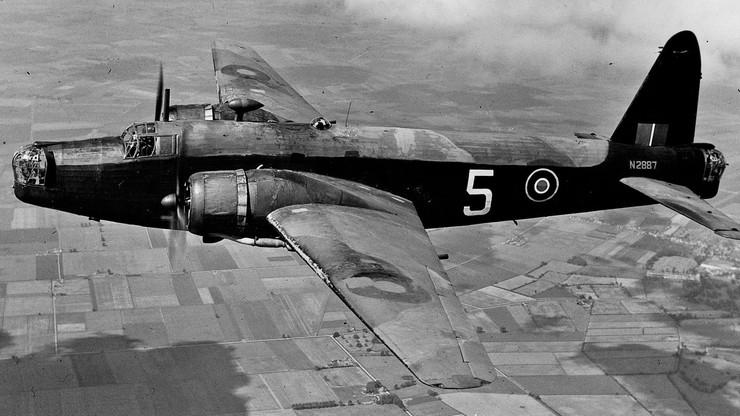 Znaleziono wrak bombowca, który zaginął 80 lat temu